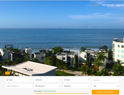 TRY Panama Real Estate Website