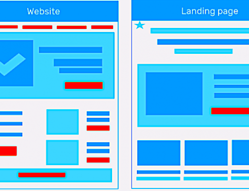 The Difference Between a Website and a Landing Page